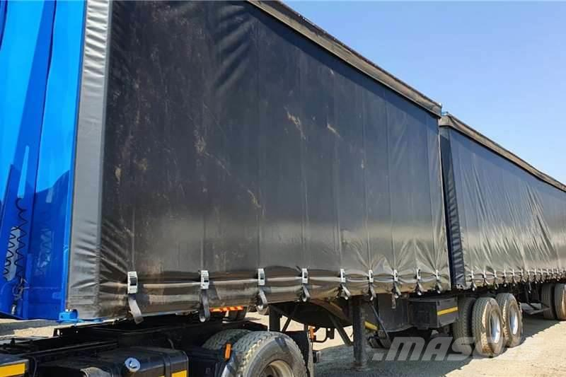 Sa Truck Bodies S A TRUCK BODIES TAUTLINER