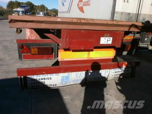 Leciñeña SRP 2E, 1982, Containertrailer