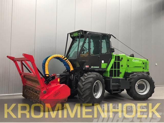 tracteur forestier merlo