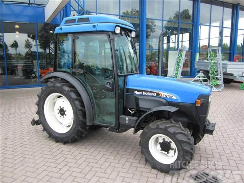 New Holland TN75V