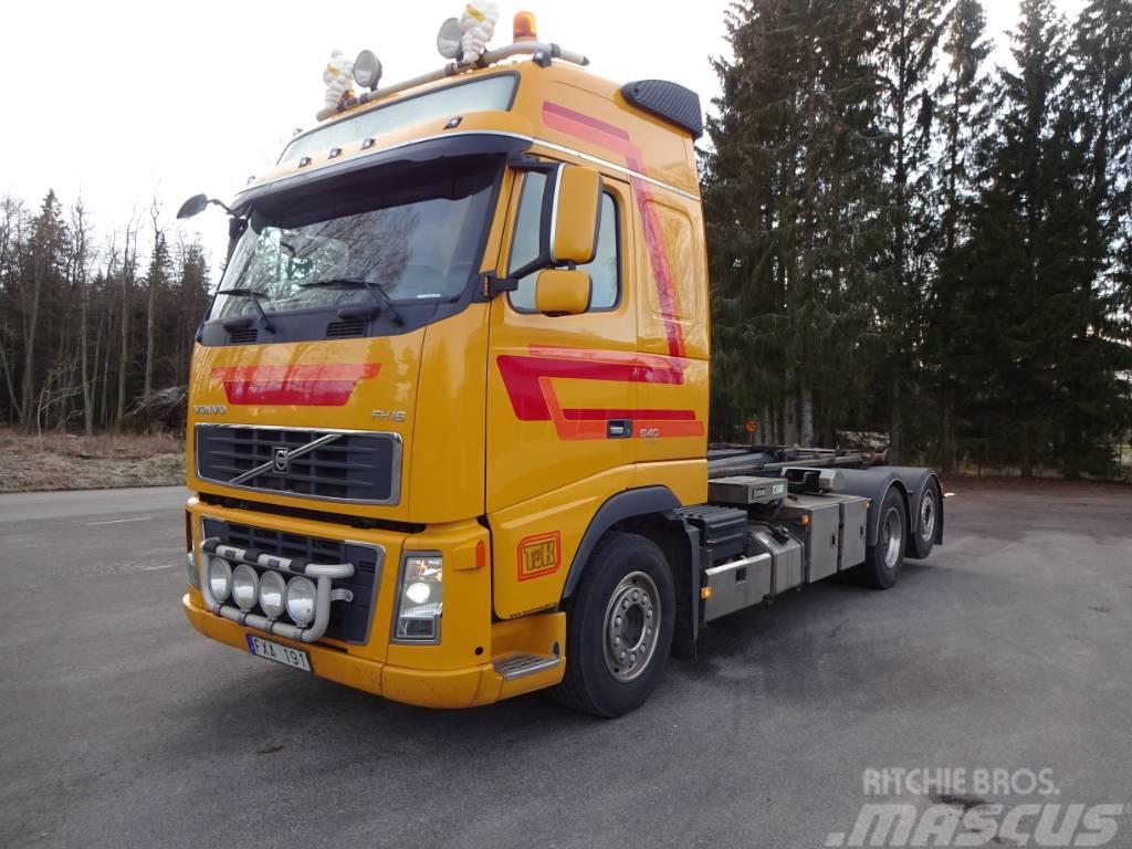 Volvo FH16 6x2