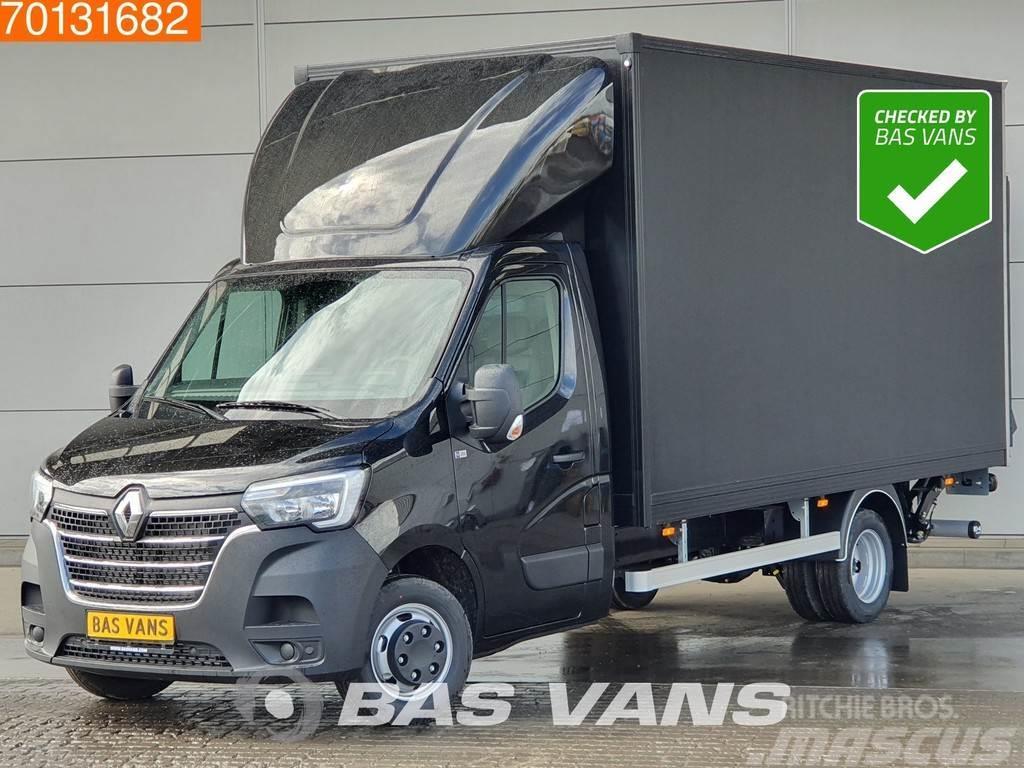 Renault Master 165PK RWD Dubbellucht Bakwagen Laadklep Nav