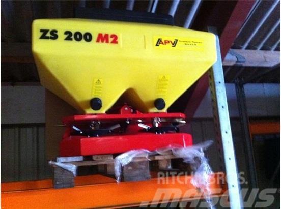 APV ZS 200 Twin el-spreder