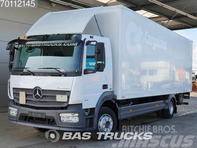 Mercedes-Benz Atego 1218 L 4X2 Ladebordwand Euro 6