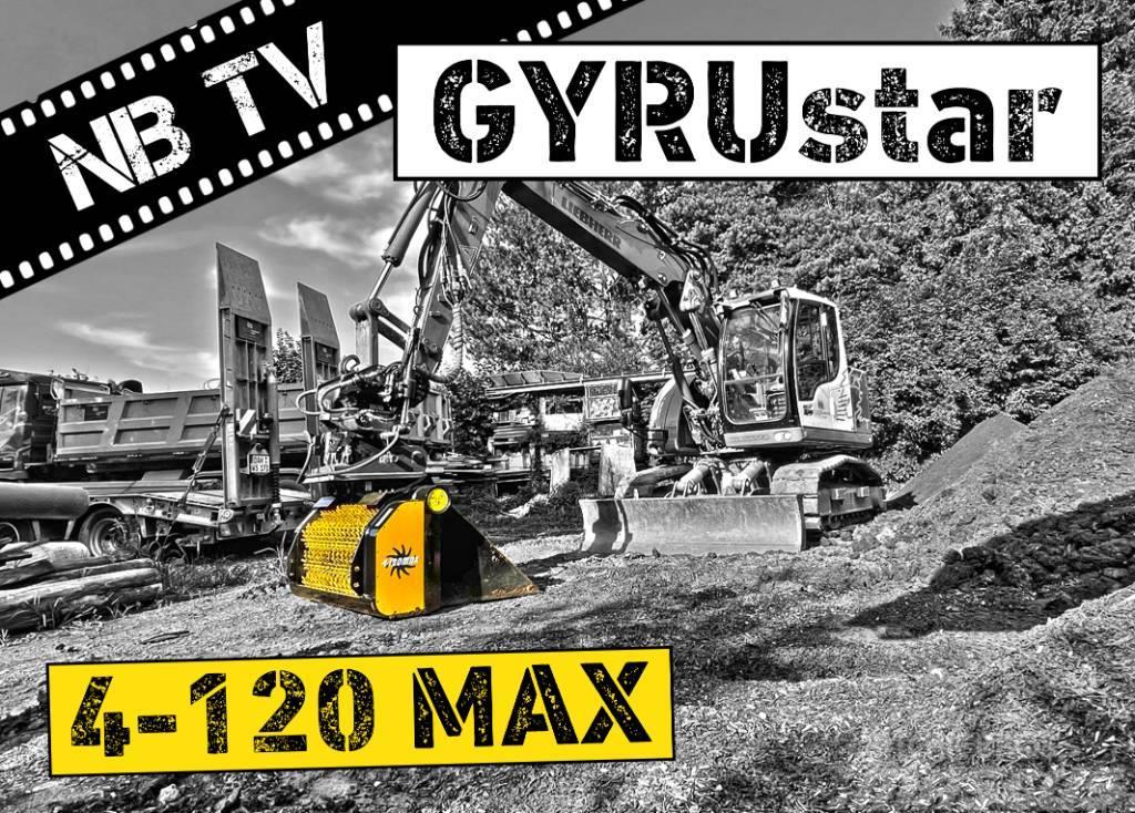 [Other] GYRUStar 4-120MAX | 10,0 - 13,0t | Schaufelseparat