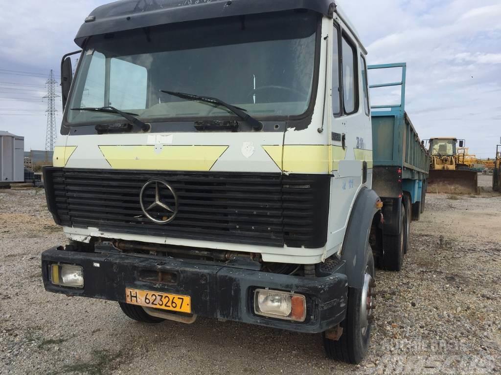Mercedes-Benz SK 2635S