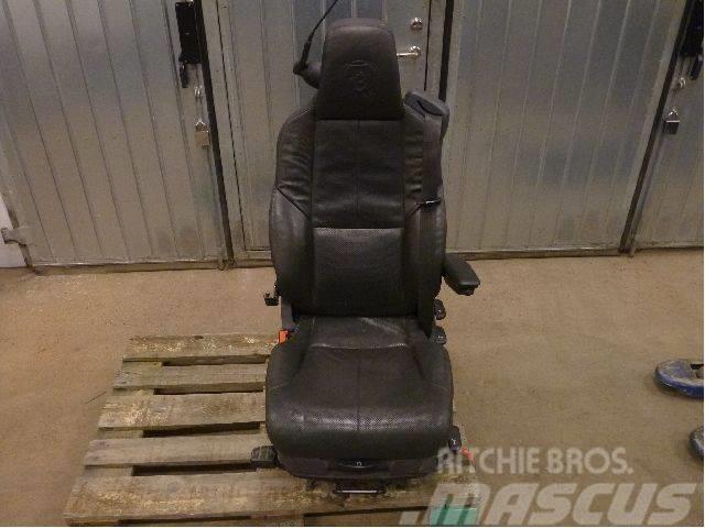 Scania förarstol
