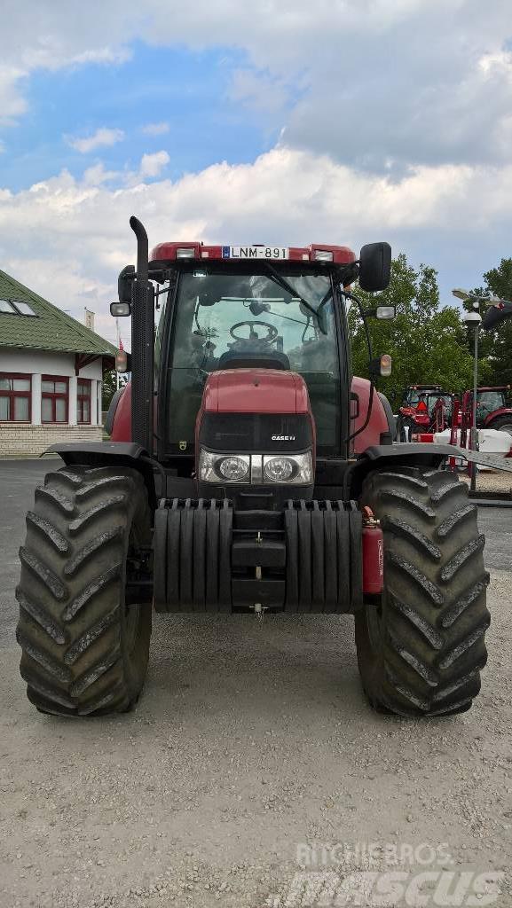 used case ih puma 140 tractors year 2008 price 57 725. Black Bedroom Furniture Sets. Home Design Ideas