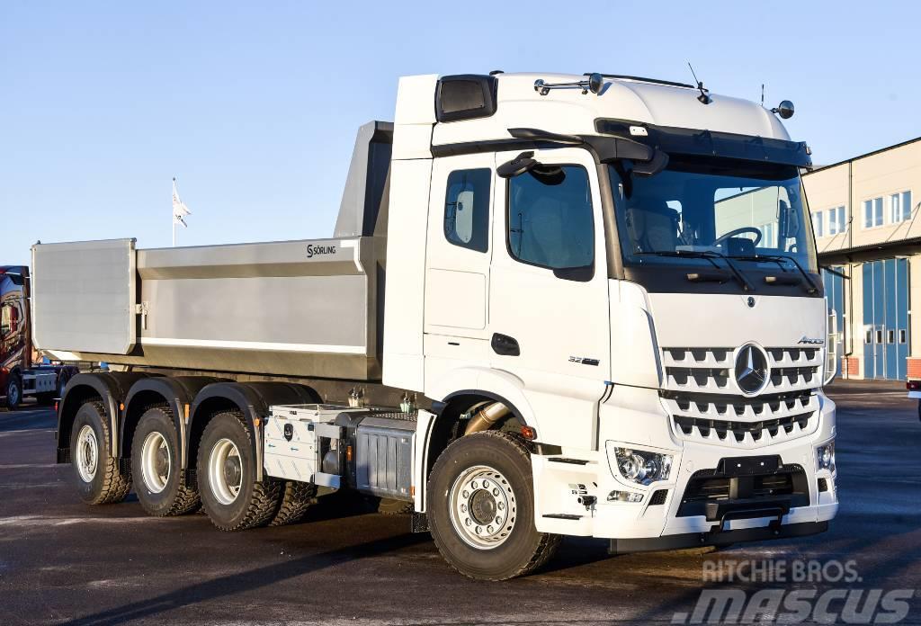 Mercedes-Benz Arocs 3258L Dumper