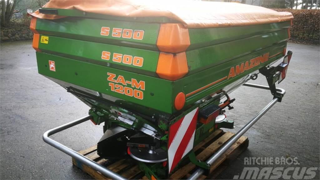 Amazone ZAM 1200 2 x 500