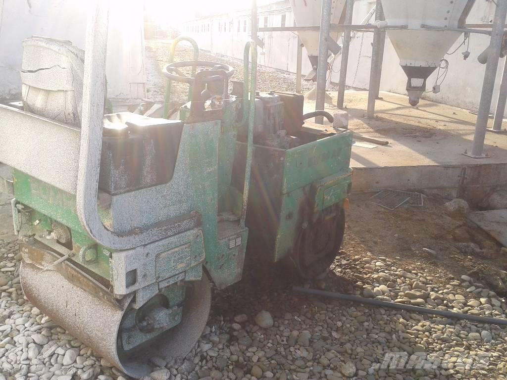 Used bomag bw80ad soil compactors year 1998 price 4 112 for 90 soil compaction