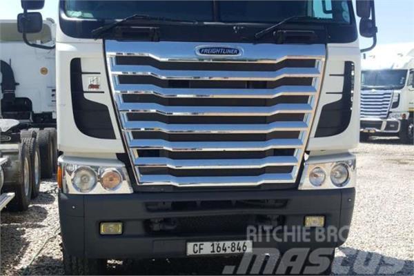 Freightliner ISX 500