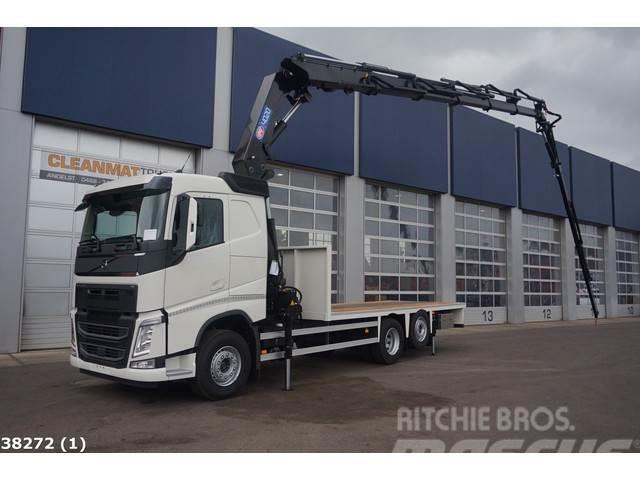 Volvo FH 460 Fabrieksnieuw HMF 40 ton/meter laadkraan +
