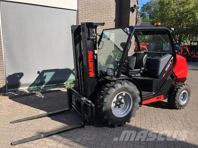 Manitou mc25-4 st3a   Buggie