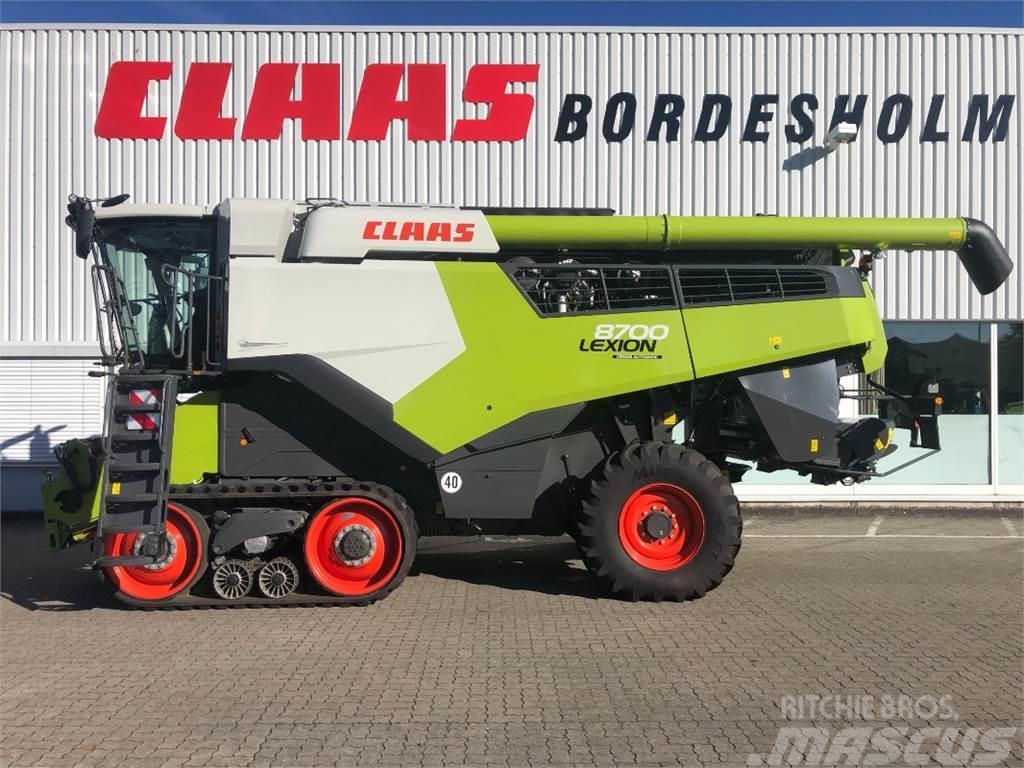 CLAAS LEXION 8700 TERRA TRAC