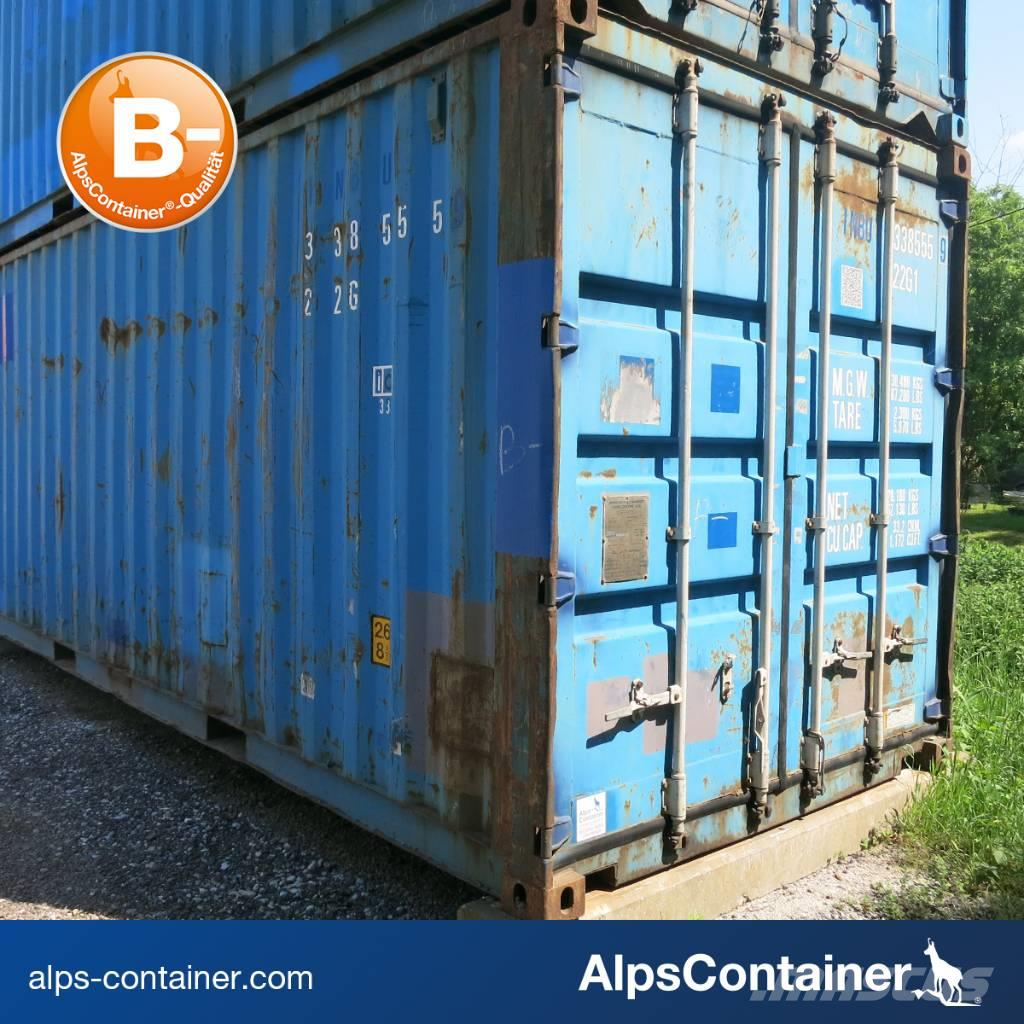 20ft seecontainer lagercontainer gebraucht schiffscontainer gebraucht kaufen und verkaufen bei. Black Bedroom Furniture Sets. Home Design Ideas