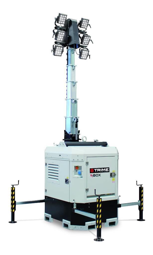 [Other] Mobiele lichtmast X-Box 6x 150 Watt