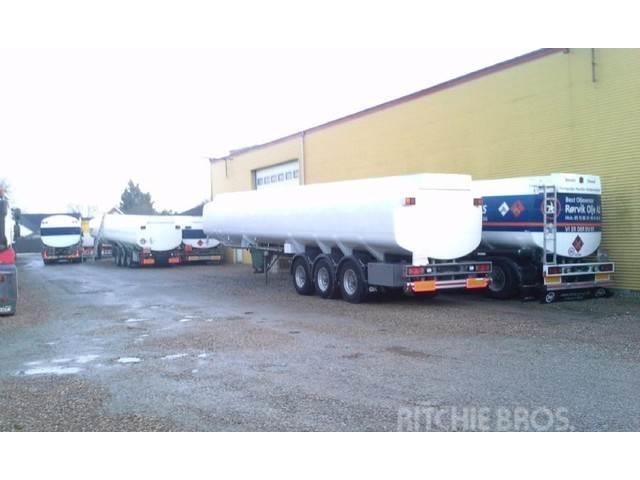 Kässbohrer 20 units Tank trailer 27000 bis 50000 L