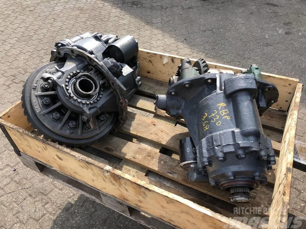 Scania RB662 - 3.42