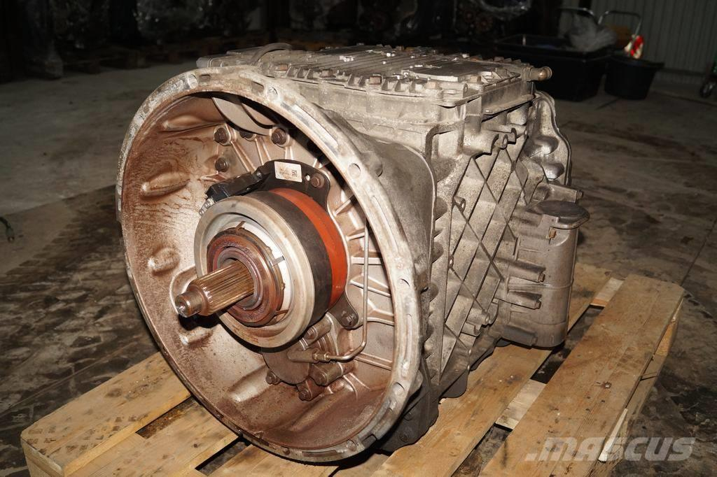 Renault DXI / COMPLETE GEARBOX AT2412C WITHOUT RETARDER