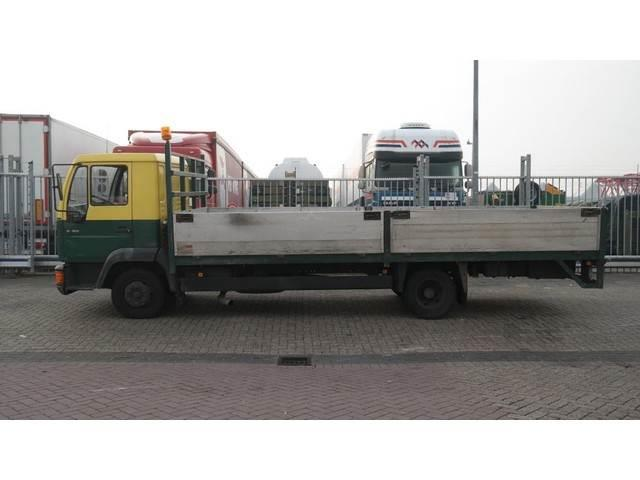 MAN 8.163 LC OPEN BOX MANUAL GEARBOX