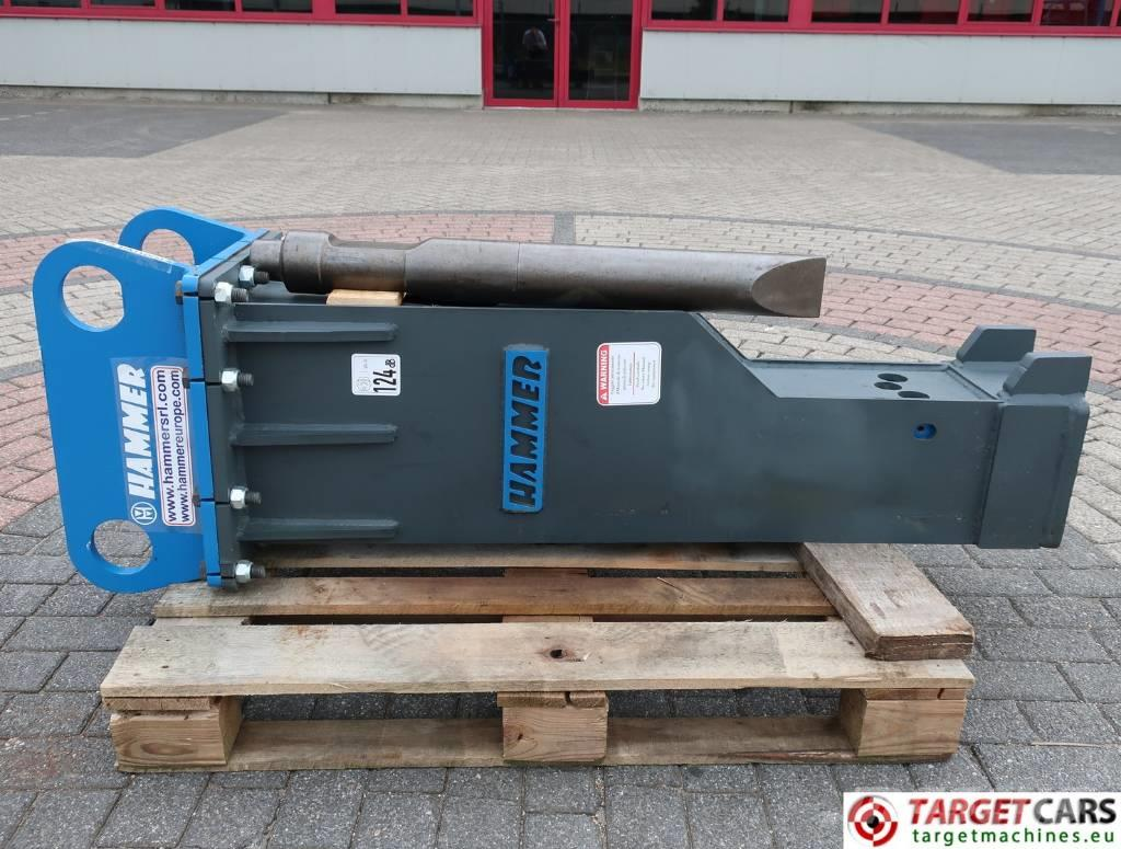 Hammer HM1000 Hydraulic Excavator Breaker Hammer 10~18T