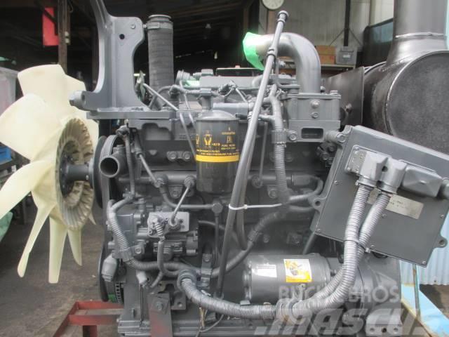 Komatsu PC120-8/PC130-8型用再生エンジン