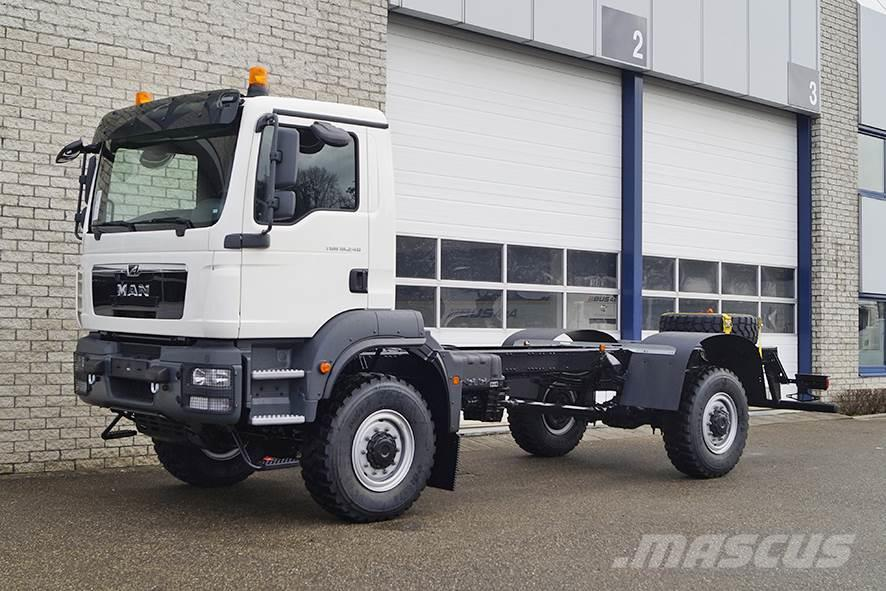 MAN TGM 18.240 BB CHASSIS CABIN (10 units)