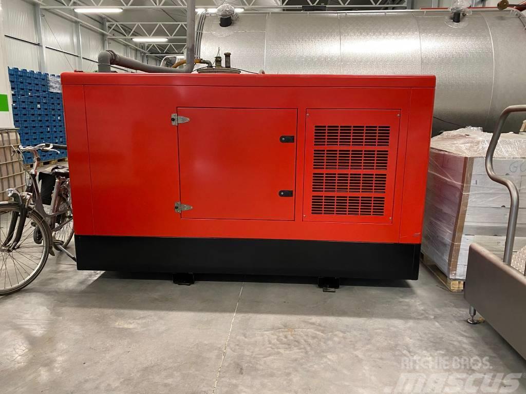 Power-unit 100 KVA