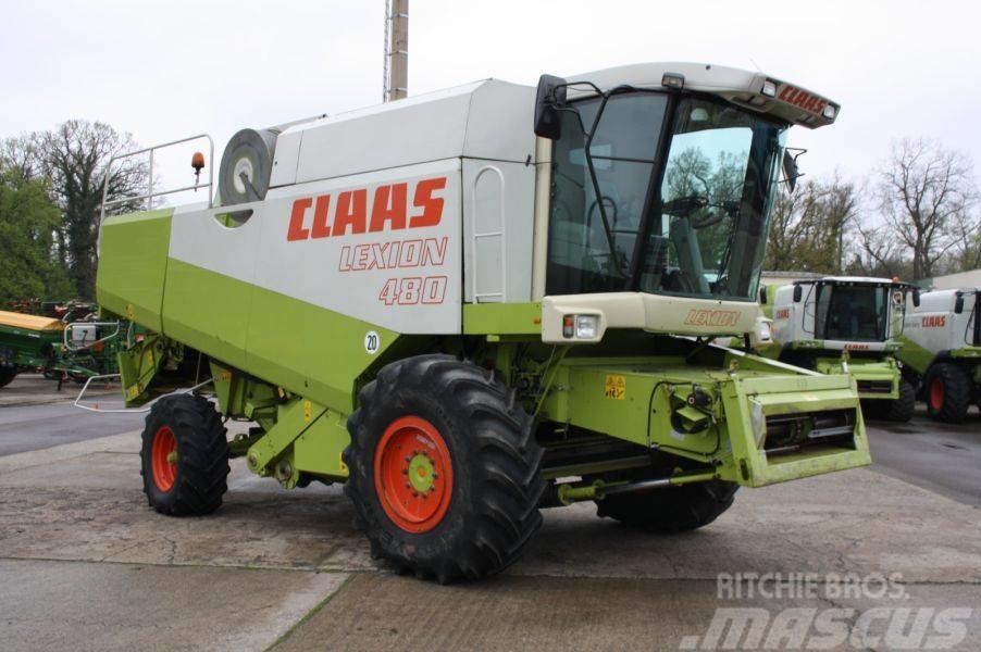 CLAAS Lexion 480
