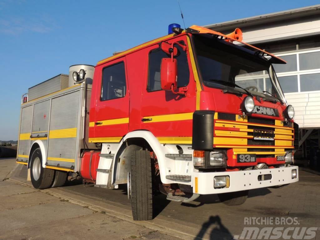 Scania 93 M 280
