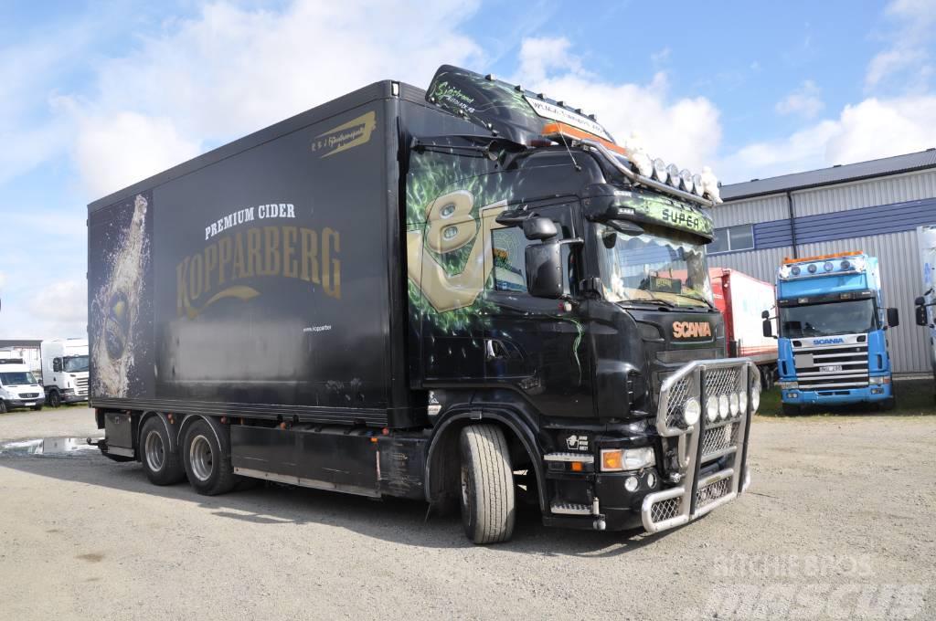 Scania R500  LB6X2HNA