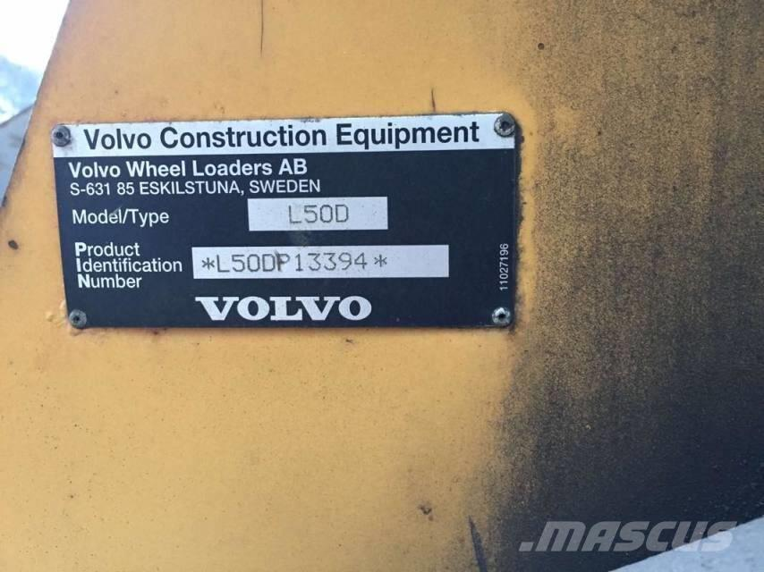 Volvo L 50 D