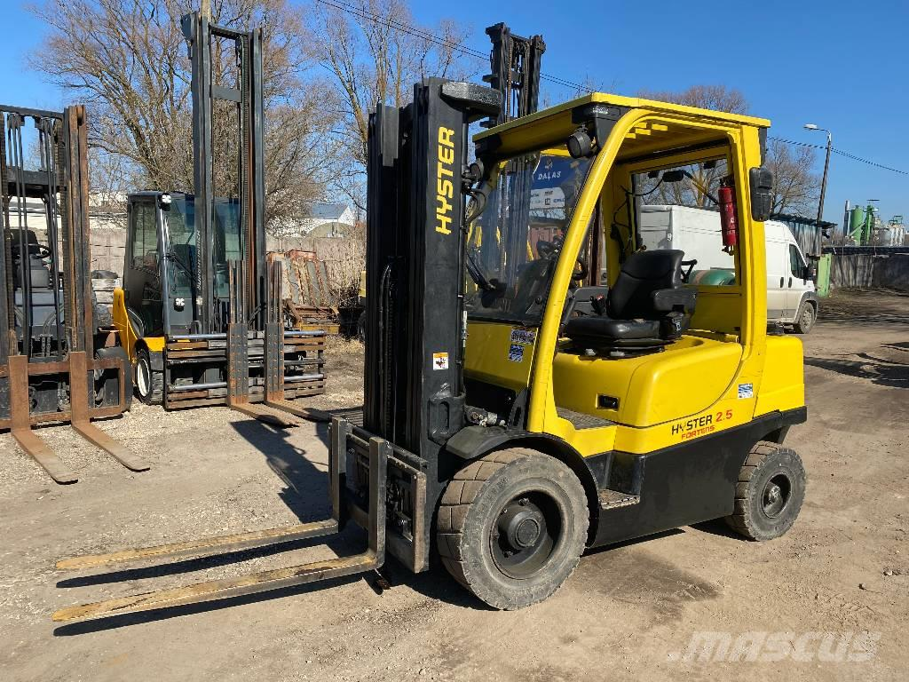 Hyster H 2.50 FT