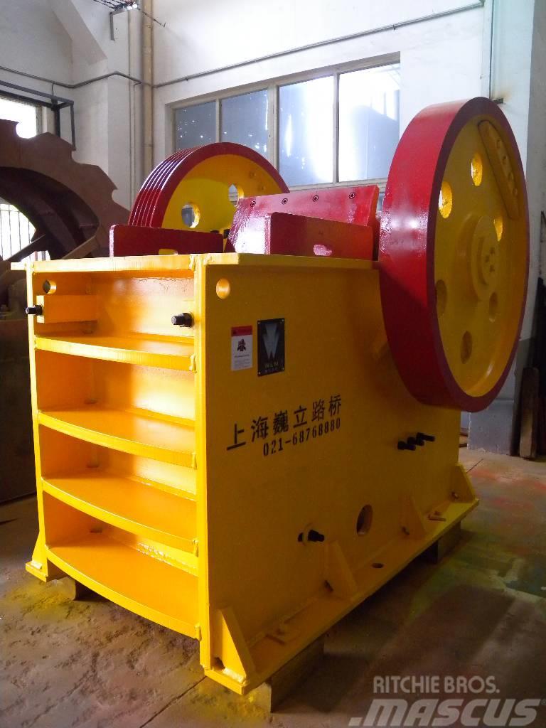 White Lai Stone Jaw Crusher of Mining Machine PE-
