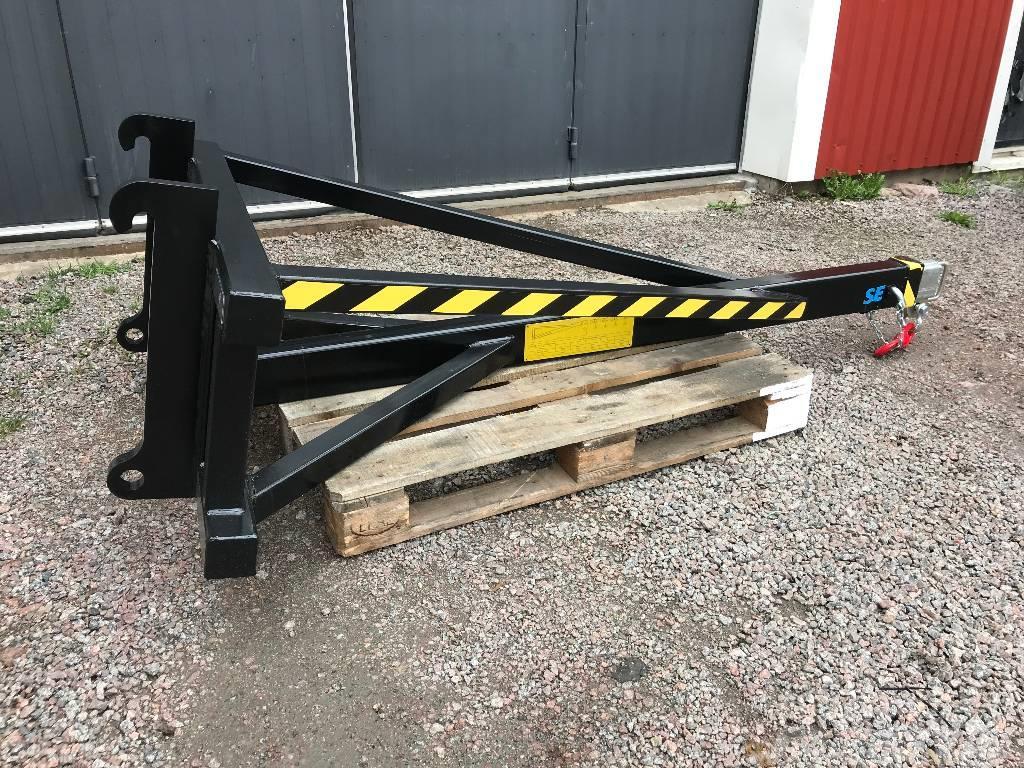[Other] Kranarm SE  Volvo L20 , L25  Fäste