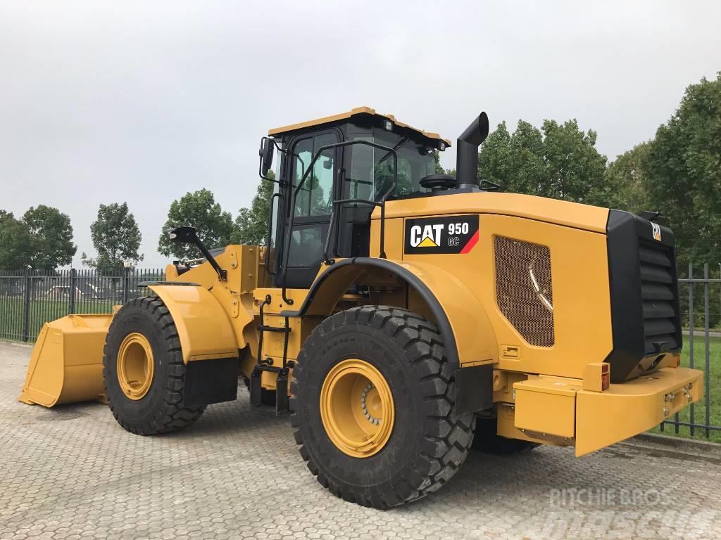 Caterpillar 950GC demo