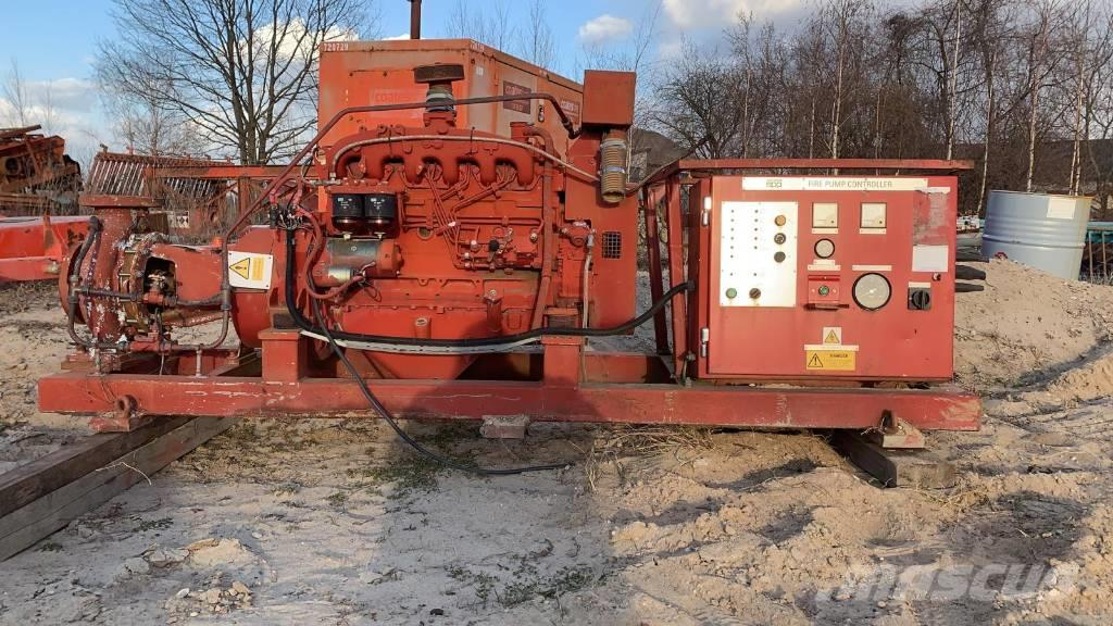 [Other] SPP KP10x Diesel Water Pump Iveco