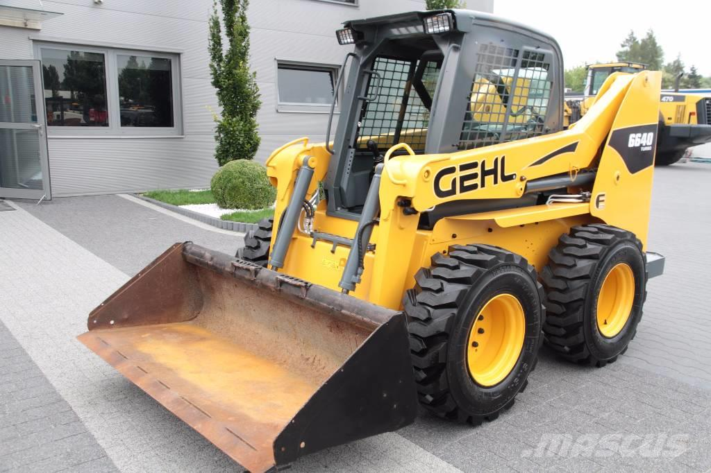 Gehl MINI WHEEL LOADER 6640 1000 MTH 3 UNITS AVAILABLE!