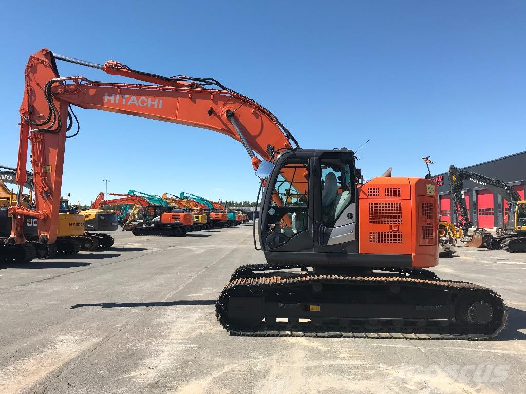 Hitachi ZX 225 US LC-5
