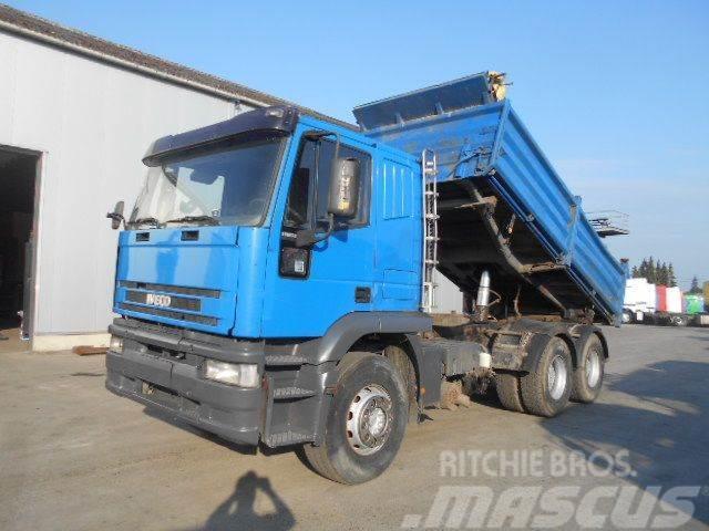 Iveco eurotrakker 260 E 38 (BIG AXLE / STEEL