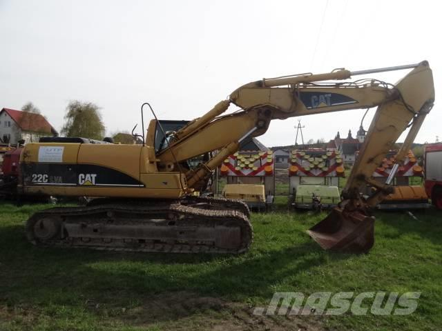 Caterpillar CAT 322 C LN -- excavator