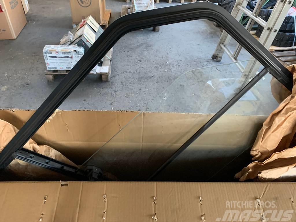 Wacker Neuson Schiebefenster Bagger 5001RD