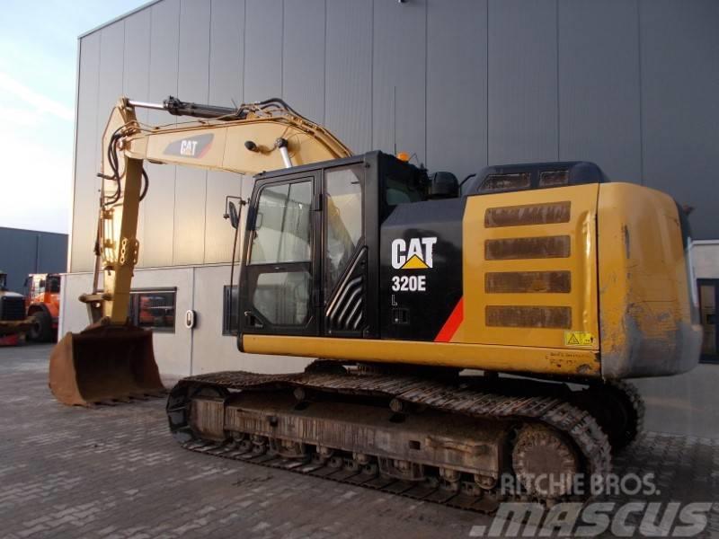 Caterpillar 320EL (320E)