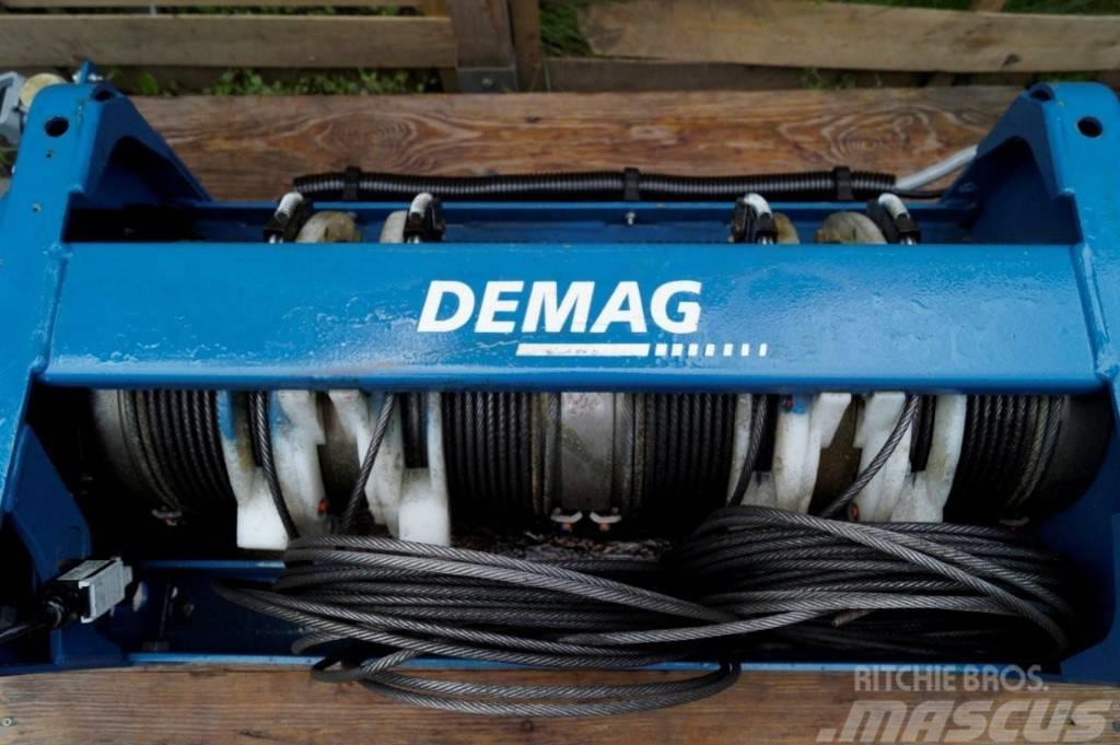 Demag Wciągarka Suwnica 4000KG DEMAG DH 420 H20 1AM, 2004, Lyftblock och materialhissar