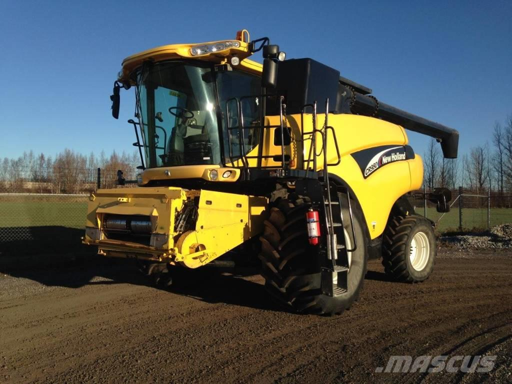New Holland CR 980 SL
