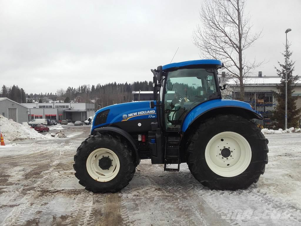 New Holland T7.185 4WD