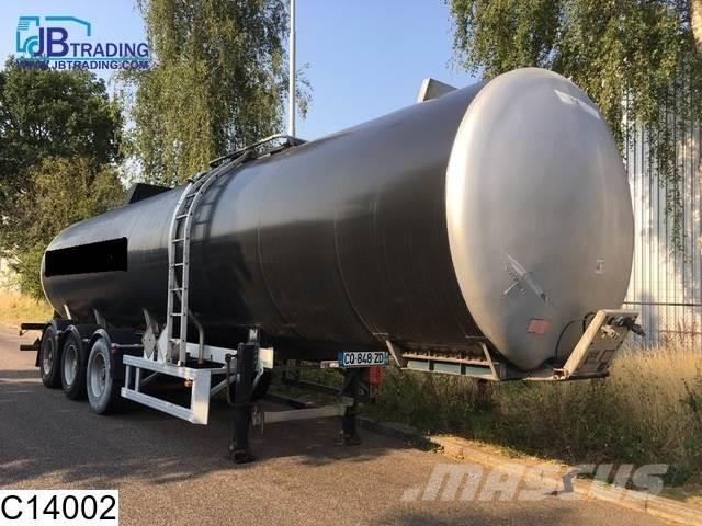 Trailor Bitum tank 32087 Liter, 0.45 bar, 250°C, Isolated