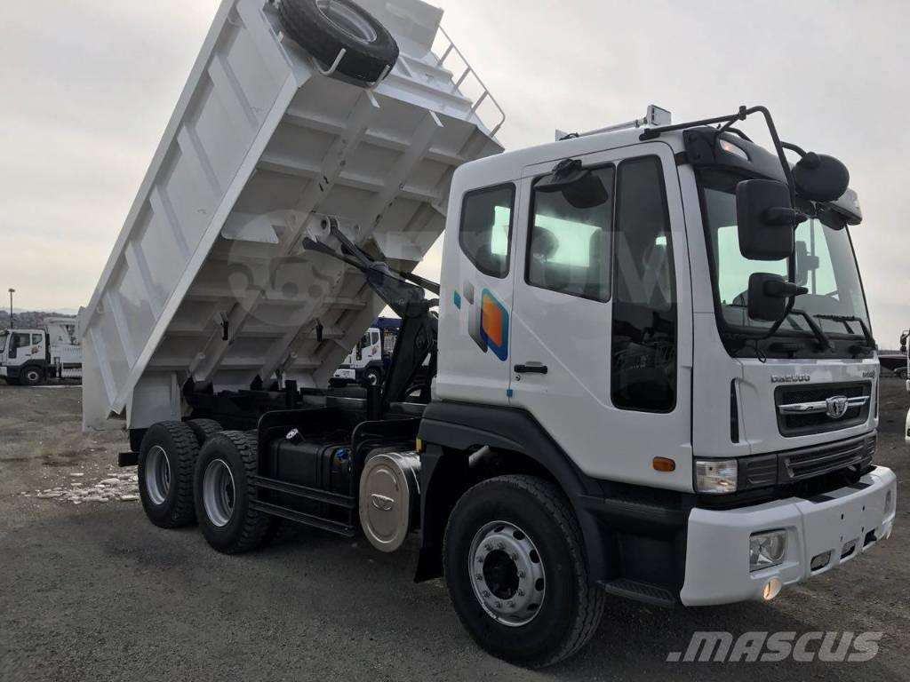 Daewoo 18 тонн Novus