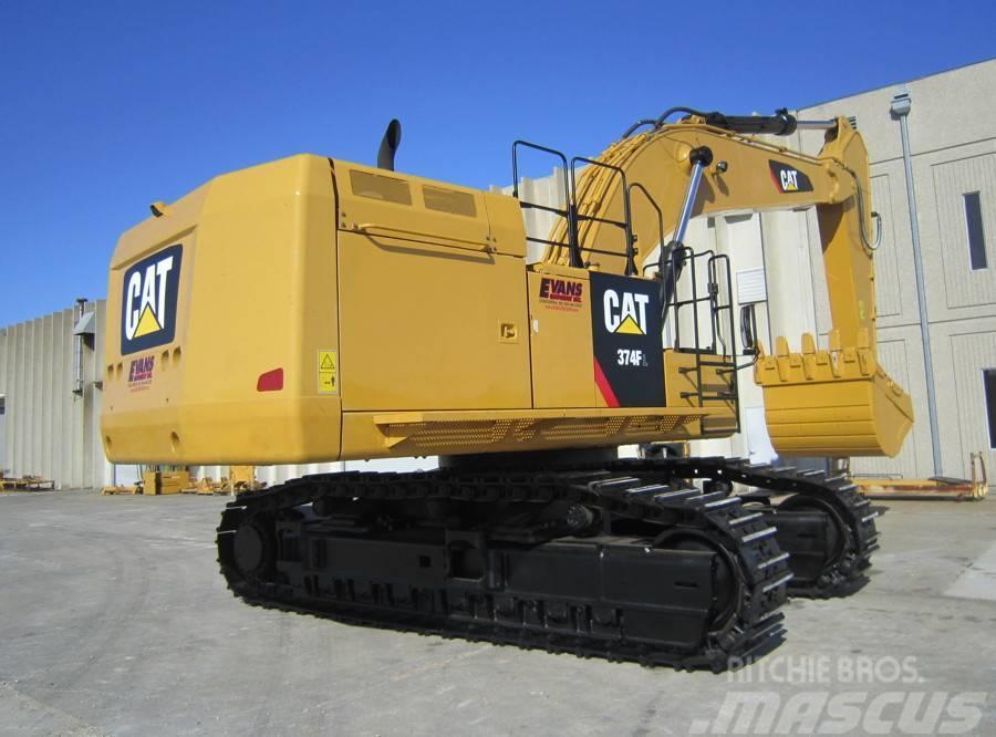 Caterpillar 374 F L Excavator